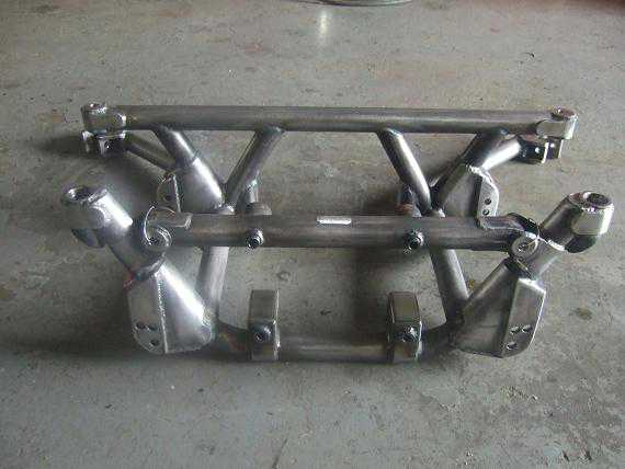 Escort WRC rear cradle