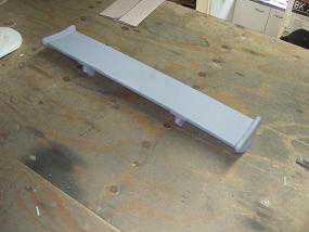 Ford escort F2 kit car maxi prototype rear spoiler