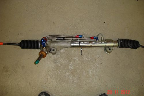 Escort Cosworth quick steering rack 1.9 turns
