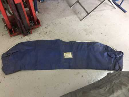 Ford Motorsport cosworth padded bumper bag
