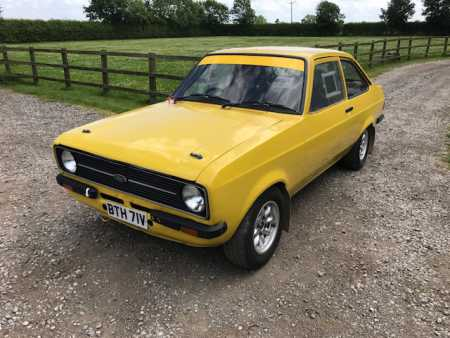 Ford Escort 2.1 Rally Car