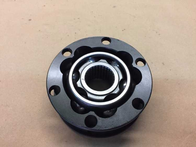 Ford Motorsport touring car RS500 driveshaft joint