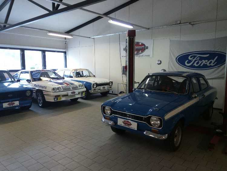 Ford Escort RS2000 Group 1
