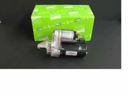 Cosworth light weight starter motor