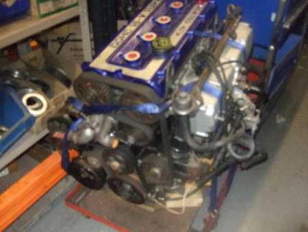 cosworth sierra 4WD engine used,