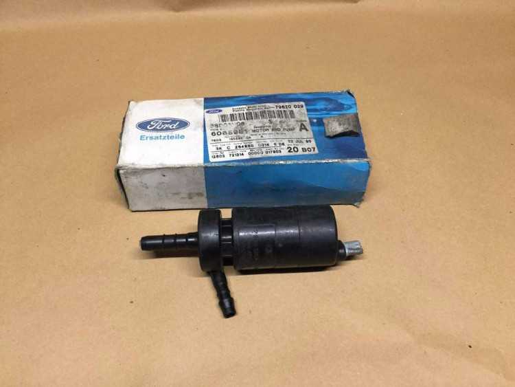 Escort Cosworth original head lamp washer pump