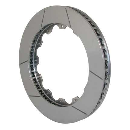 Ford Motorsport LH rear 285mm x 25mm AP brake disc