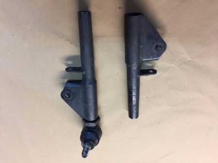 Sierra GPA touring car lower adjustable arms