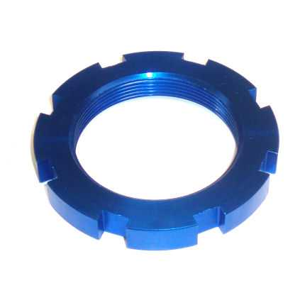 Escort Mag rear Bilstien alloy lower lock ring