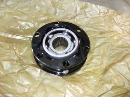 Ford Motorsport 108mm driveshaft Lobro joint