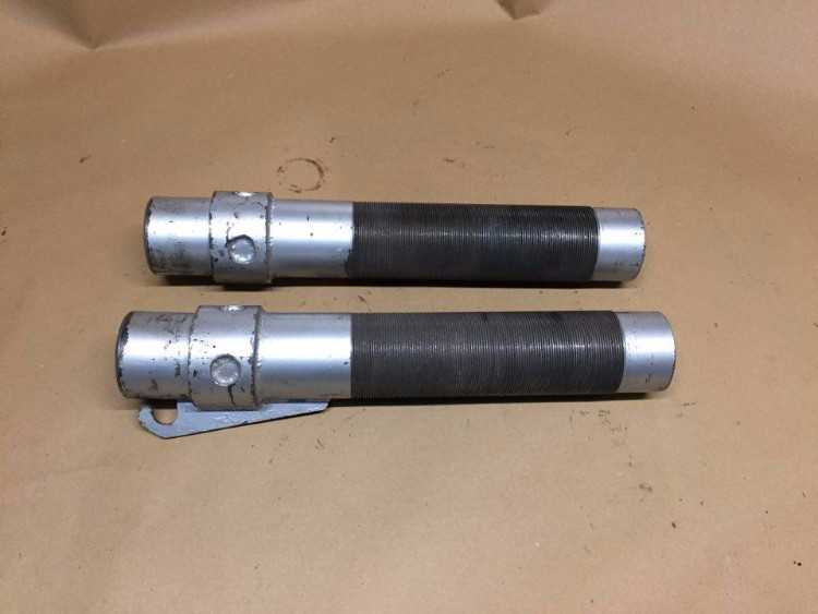 Cosworth used tarmac GPN front 41mm damper bodies