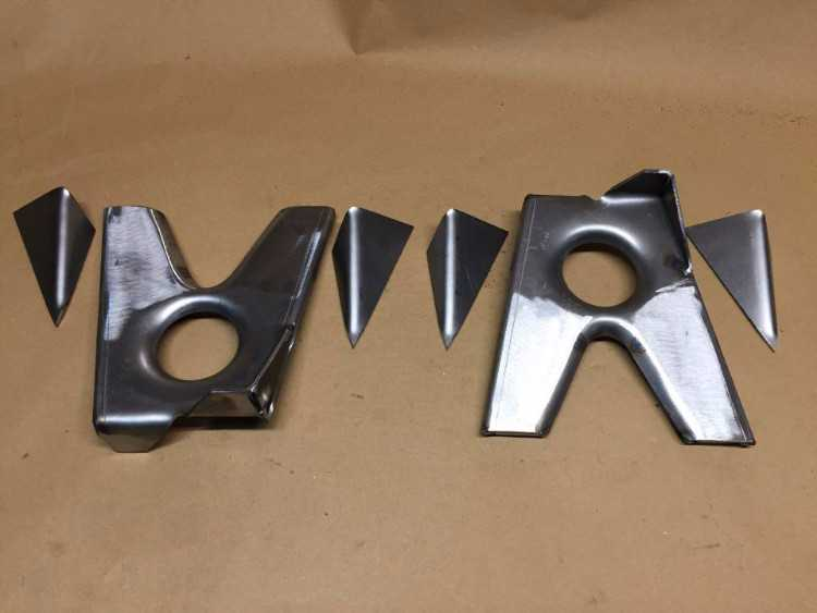 Adjustable Ford  anti roll bar weld on brackets