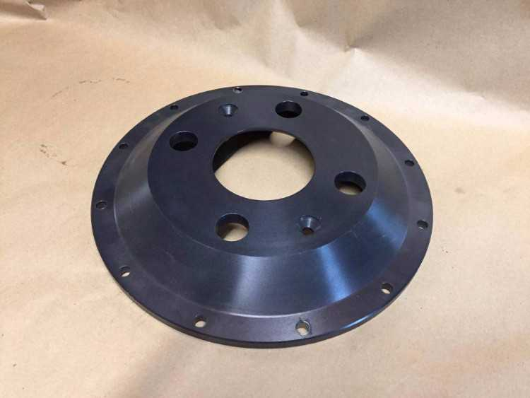 AP racing brake bell for 285MM discs