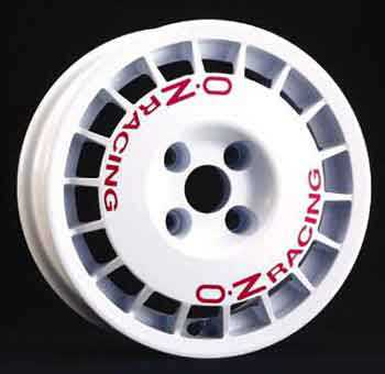 Escort GPA new OZ racing wheel gravel