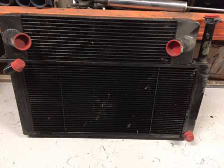 Boreham Ford Transit turbo rad & inter-cooler