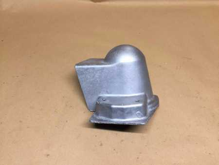 Ford Escort Cosworth engine mount heat shield