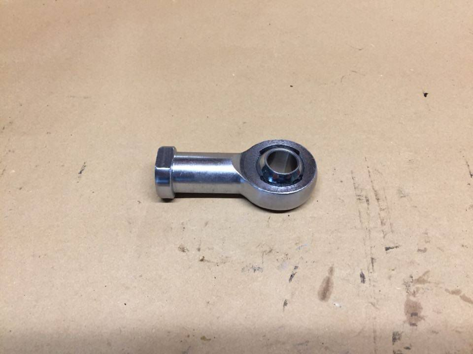 GPA 909 fully rose jointed track rod end