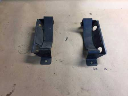 Ford Motorsport fire extinguisher brackets 9092884
