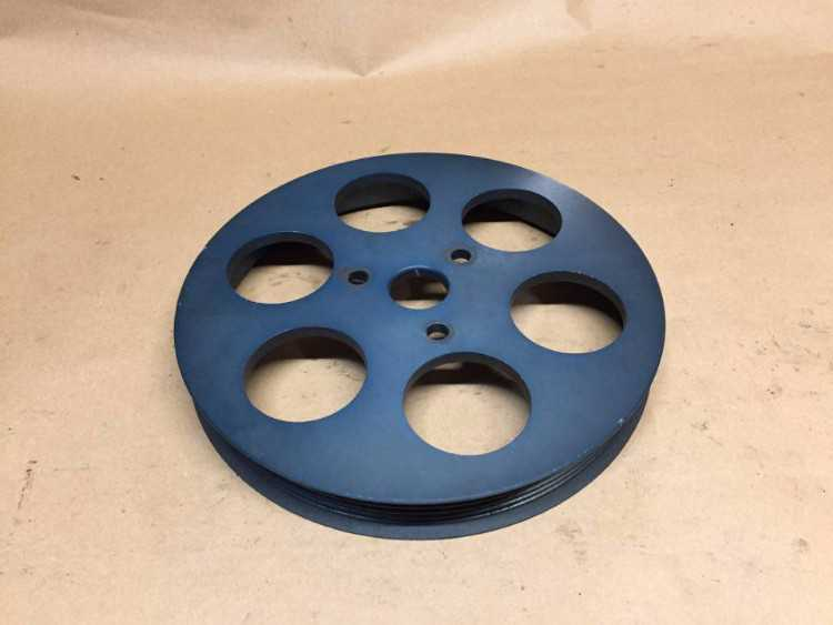 Escort F2 and kit car GPA power steering pulley