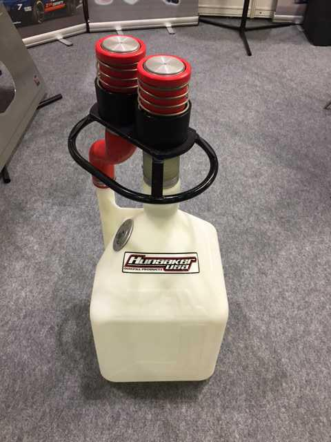 Hunsaker Quickfill Bottles and Fittings