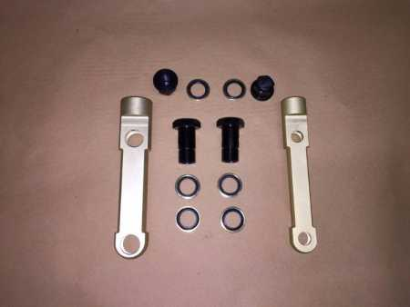 Escort Cosworth Bosch alloy twin fuel pump kit