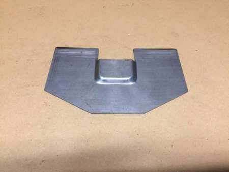 7 speed FFD gearbox tunnel cover