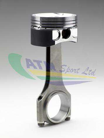 Escort WRC forged piston and con rod set