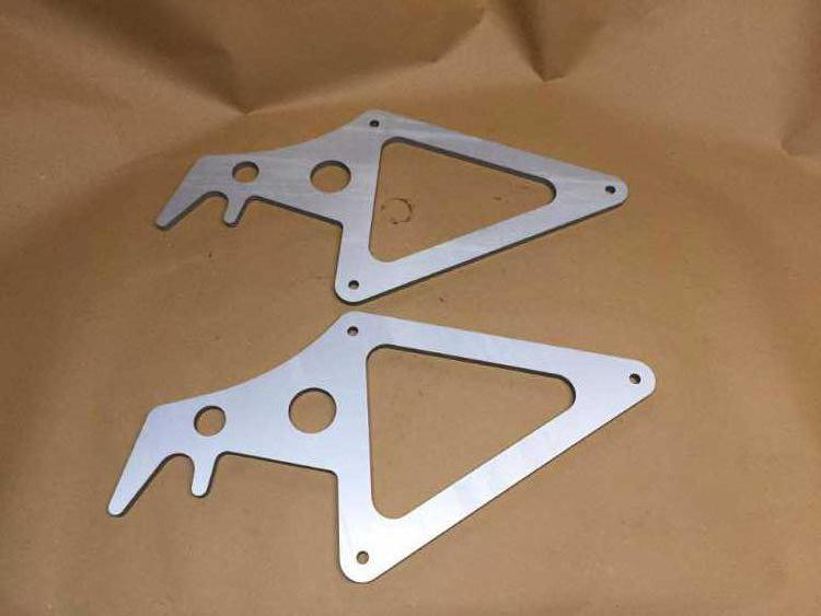 Sapphire Cosworth tarmac front jacking bars