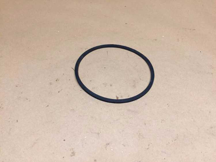 Ford Escort Cosworth fuel tank rubber seal