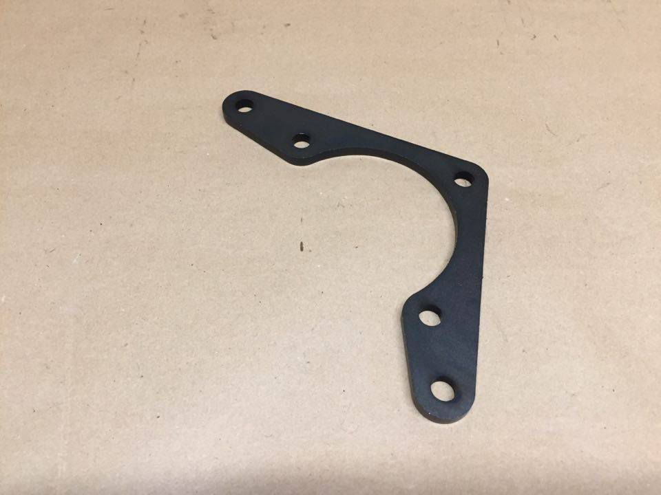 909 power steering pump front mounting bracket