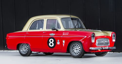 ALAN MANN RACING FORD PREFECT 107E