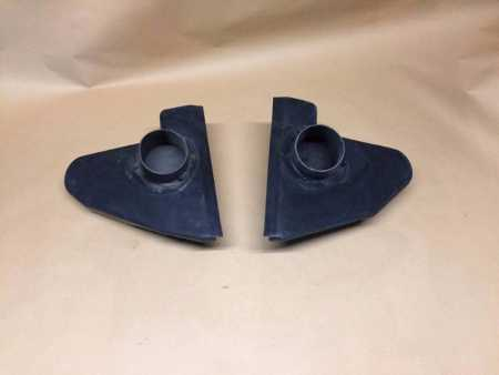 Ford Escort Cosworth front bumper brake ducts