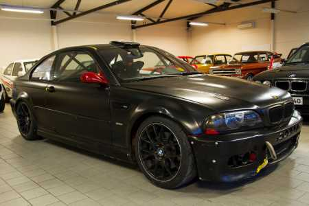 BMW M3 3.2 Coupe 3d Gran Turismo / Time Attack