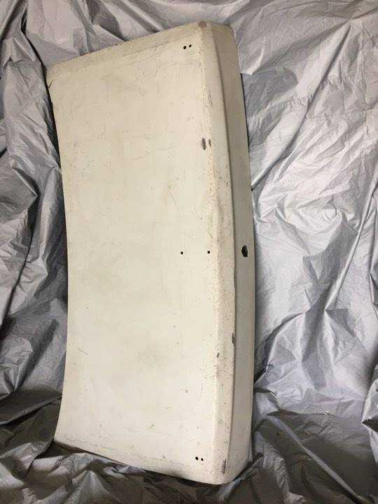 Sapphire Cosworth light weight boot lid